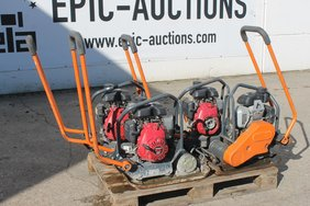 Epic Auctions June Auction Leende - Earthmoving Equipment and